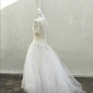 Galina Couture Wedding Dress size 6